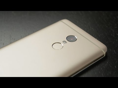Обзор Xiaomi Redmi Note 4 3/64GB