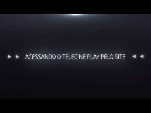 Acessando O Telecine Play Pelo Site
