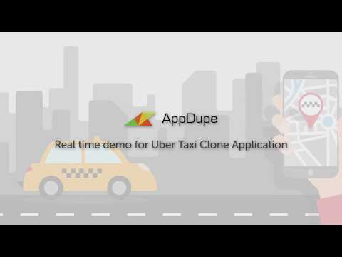 Uber Clone App - AppDupe Alternatives and Similar Apps and Websites