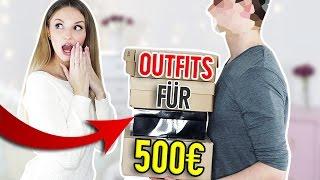 MEIN FREUND DARF MICH FÜR 500 EURO KOMPLETT UMSTYLEN | XLAETA