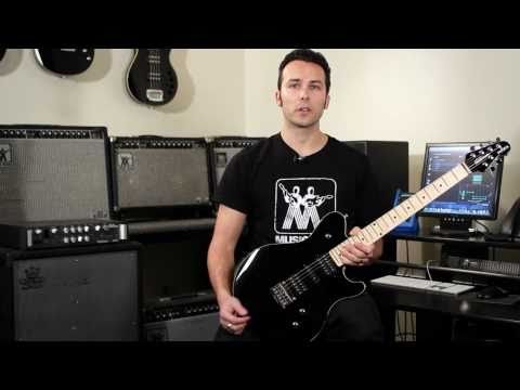 The Music Man Game Changer Guitar Tutorial