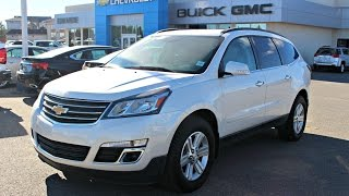 Chevrolet Traverse Review Red Deer Rocky Mountain House Alberta