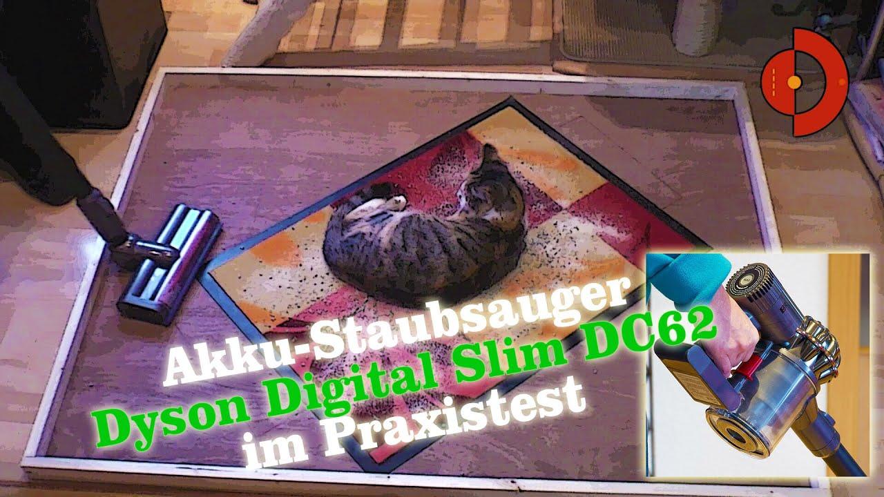 dyson digital slim dc62 im test youtube. Black Bedroom Furniture Sets. Home Design Ideas