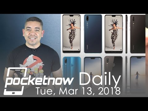 """Huawei P20 teaser and colors, Android """"Wear OS"""" rumors & more - Pocketnow Daily"""