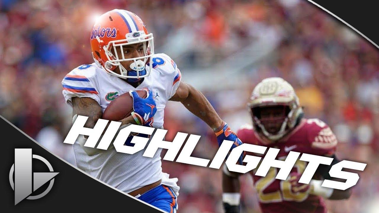 2018 11 Florida Gators Florida State Seminoles Highlights