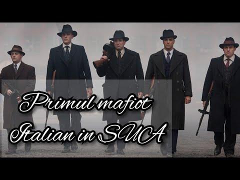 Primul mafiot italian in State, Giuseppe Morello