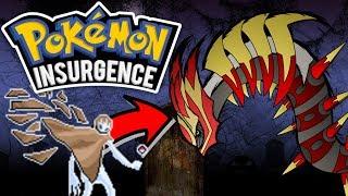 PRIMAL GIRATINA?! NAJBARDZIEJ TAKTYCZNIE PRZEPROWADZONA WALKA - Let's Play Pokemon Insurgence #51