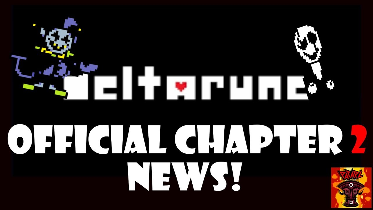 OFFICAL Deltarune Chapter 2 Info The Future Of Game Toby Fox Twitter QnA