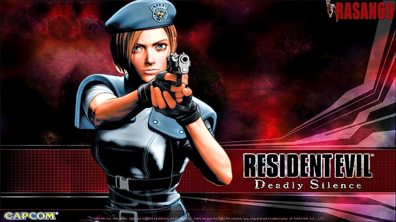 Resident Evil Deadly Silence (Jill) part 1