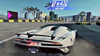 Need For Speed HEAT - Koenigsegg Regera INSANE Drifting Gameplay FASTEST Car (Fully Tuned)