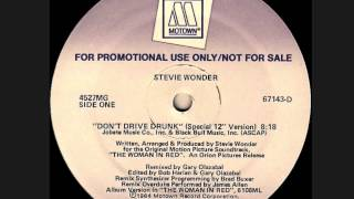 "Stevie Wonder: ""Don"
