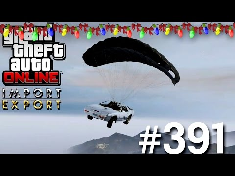 GTA5 Online | UPDATE Import / Export | Episodul 391
