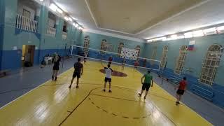 Волейбол   тренировка Middle уровень    город Орел 20200205