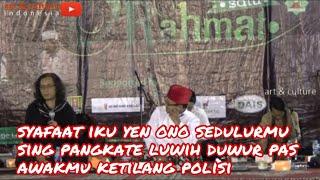 SINAU BARENG SABRANG MOWO DAMAR PANULUH DI MASJID AGUNG JAWA TENGAH BAGIAN 1 || SAHABAT SATU RAHMAT