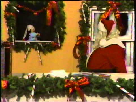 Santa's Toyshop (Dec 24, 1986) - 01 Day till Christmas! Wichita, Kansas