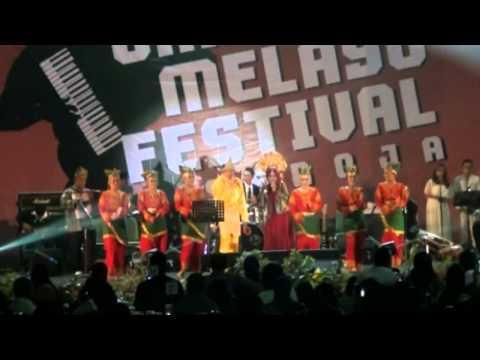 Jakarta Melayu Festival 2013 - Sulis & Mustafa Abdullah - Dindin Badindin