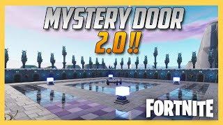 Fortnite Creative Mystery Door Surprise VERSION 2! Code Inside | Swiftor