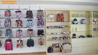 QISTAR men's underwear boxer brief customize in china factory