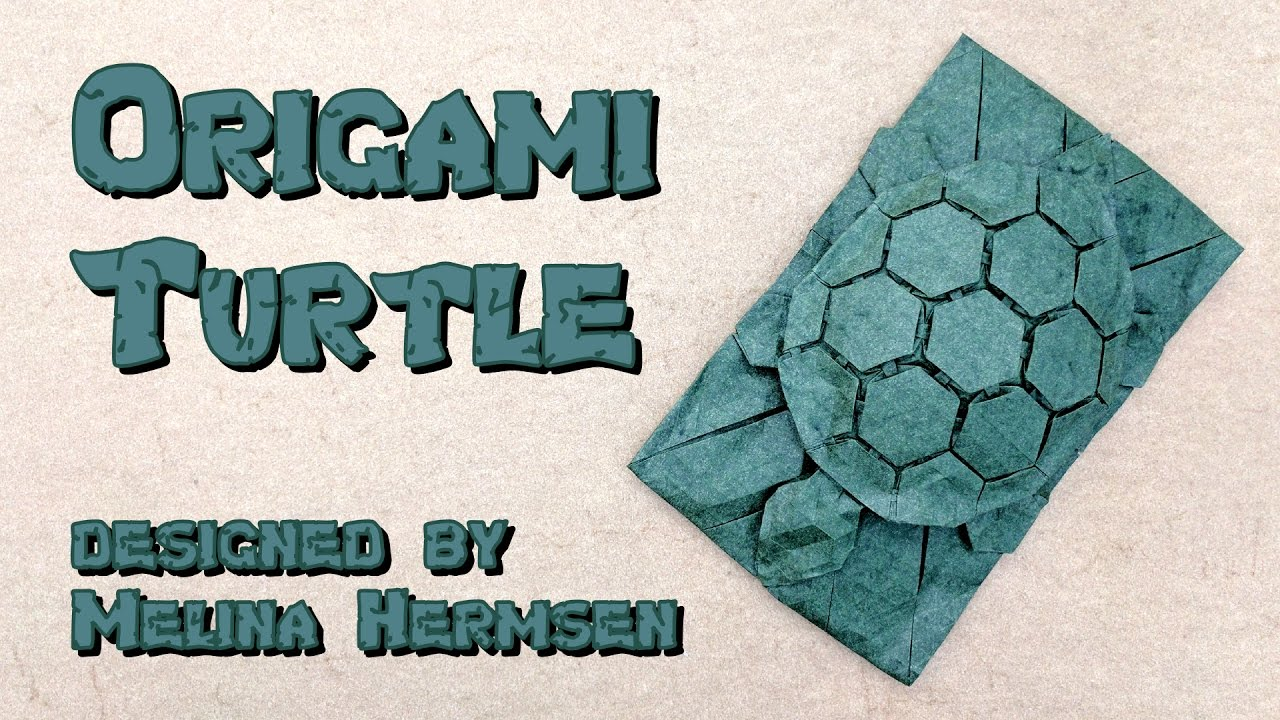 A Shellebration of Turtley Amazing Origami Turtles and Tortoises | 720x1280