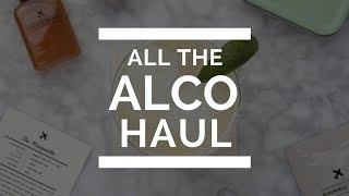 ALL THE ALCOHAUL | THE CARRY ON COCKTAIL KIT | 6FOOTFOODIE