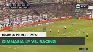 Resumen Primer Tiempo: Gimnasia LP vs Racing | Fecha 12 - Superliga Argentina 2018/2019