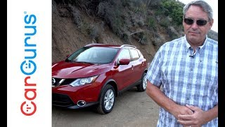 2017 Nissan Rogue Sport | CarGurus Test Drive Review