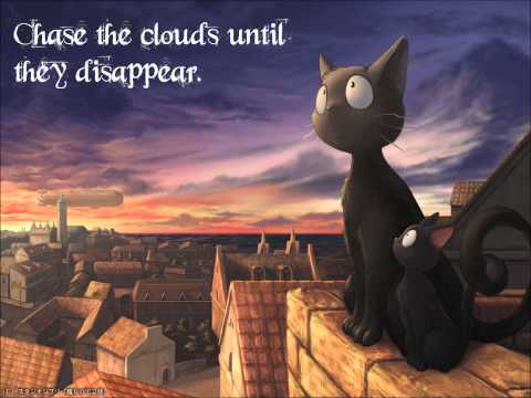 I'm Gonna Fly - Kiki's Delivery Service - Lyrics