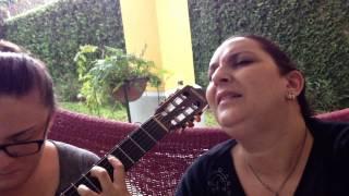 Para la guerra nada Katia Cardenal     Guitarra Nina Cardenal Nicaragua
