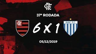 Flamengo x Avaí Ao Vivo - Maracanã
