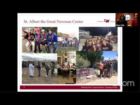 Keeping the Faith in College: Campus Ministry Success in the Diocese of Las Cruces
