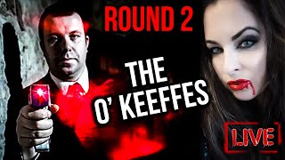 Ciarán O'Keeffe (Most Haunted) and Anna ROUND 2 - All Things PARANORMAL