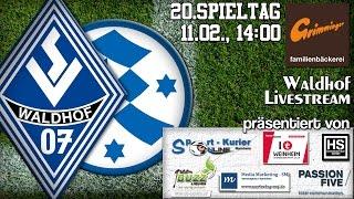 Mannheim vs St.Kickers full match