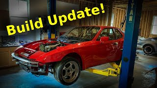 Turbo 07K Build - Part 5 (Porsche 944 5 Cylinder Swap)