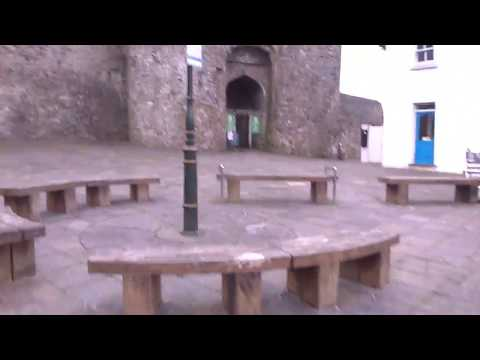 Travel Guide Carmarthen Castle Carmarthanshire South Wales UK Review