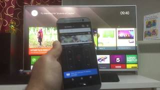 Sony Bravia Android Smart TV Remote Control Android App | Peel TV Remote App | 2018 | Smart TV Apps