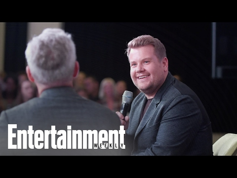 James Corden Does A Live Carpool Karaoke With Fans On Stage   PopFest   Entertainment Weekly