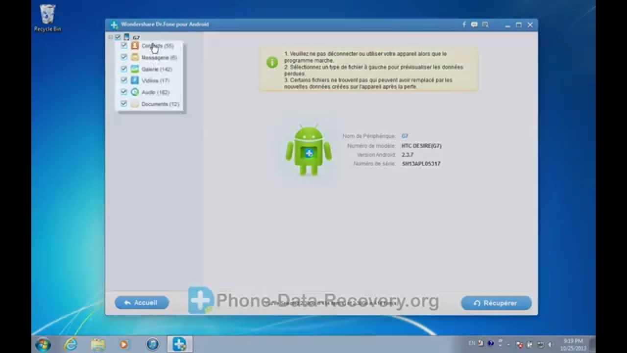 astuces recuperer sms effacer carte sim Comment faire pour récupérer les contacts/SMS/photos supprimées à