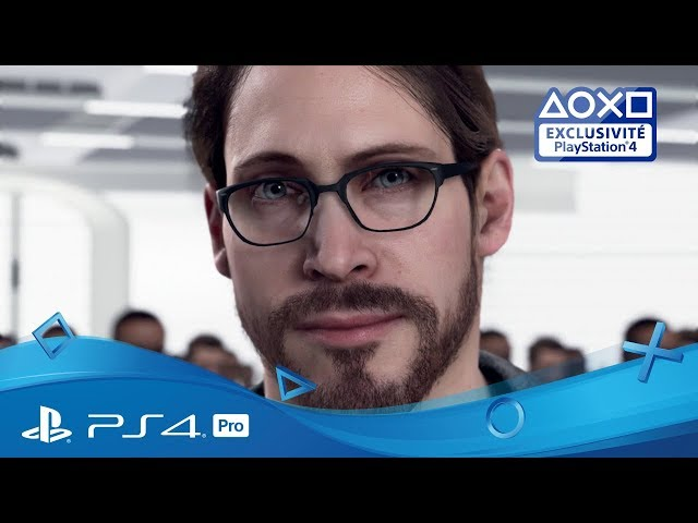 Detroit: Become Human - Court métrage : Kamski | Disponible | Exclu PS4