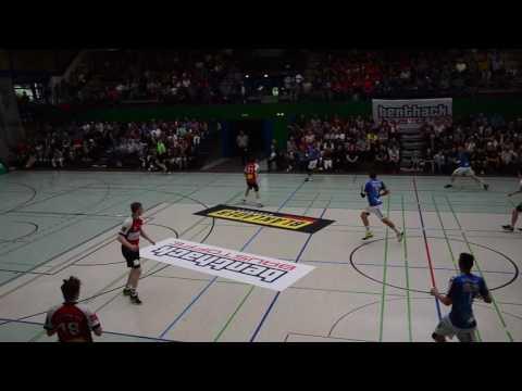 [Benthack Cup 2017] Platz 3 // Handball Sportverein Hamburg - SG Hamburg Nord 1.HZ