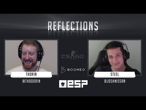 'Reflections' with steel (CS:GO)