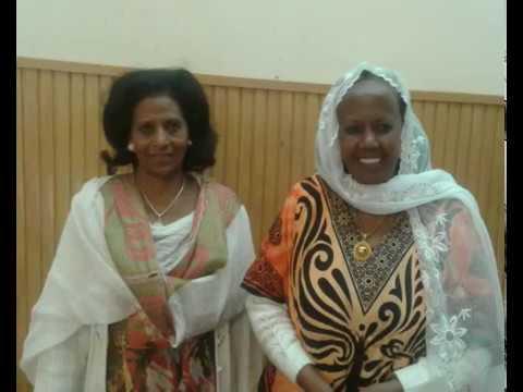 Eritreans in Italy  Celebrating Womens Day in many  Italian Cities