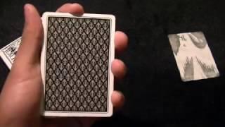 david blaine black lions deck review giveaway closed