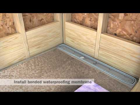 how to stop a shower drain from smelling