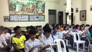 SVCG HÀ NAM - Hát: Của Lễ Vẹn Toàn
