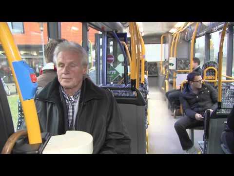 Busfahrer Schulung - Zu laute Musik im Bus
