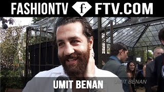 Umit Benan Trends Spring/Summer 2016 | Paris Men�s Fashion Week | FashionTV