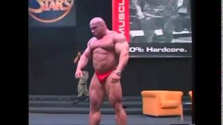 The Awesome German IFBB Pro Heiko Kallbach Posing On Stage Prime Cuts Bodybuilding DVDs   YouTube