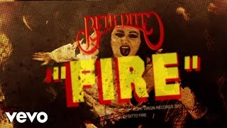 Beth Ditto - Fire (Trailer / Stunt Performers)