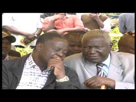 Marking the 10th anniversary of the death of former vice president Michael kijana Wamalwa