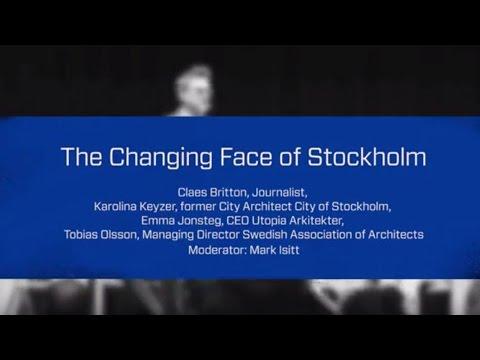 Stockholm Design Talks: The Changing Face of Stockholm